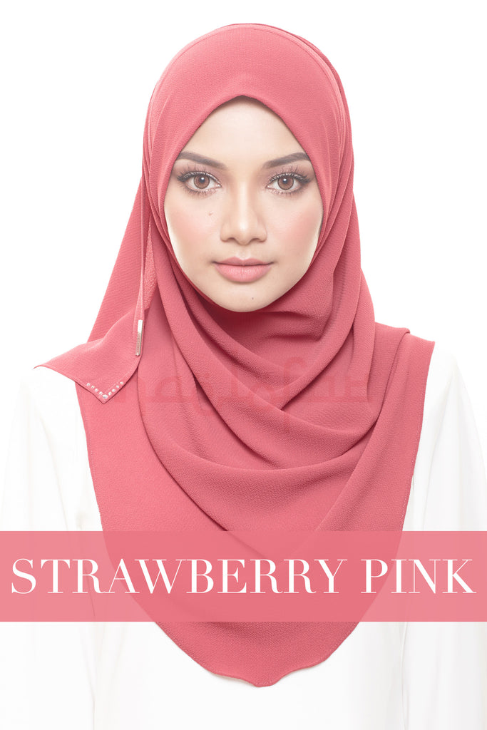 FOREVER YOUNG - STRAWBERRY PINK
