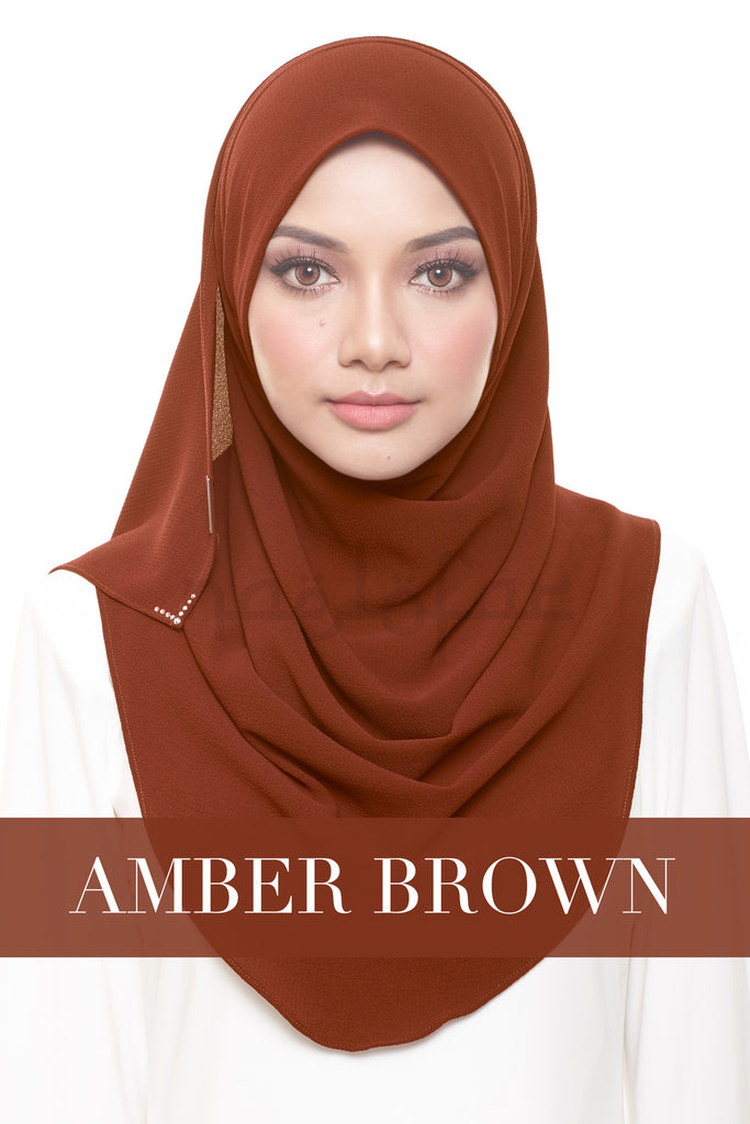 FOREVER YOUNG - AMBER BROWN