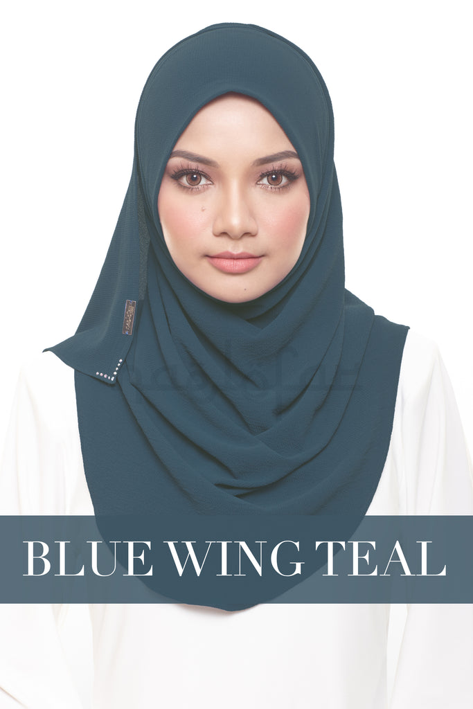 FOREVER YOUNG - BLUE WING TEAL