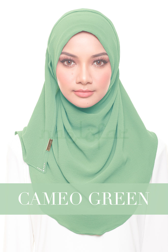 FOREVER YOUNG - CAMEO GREEN