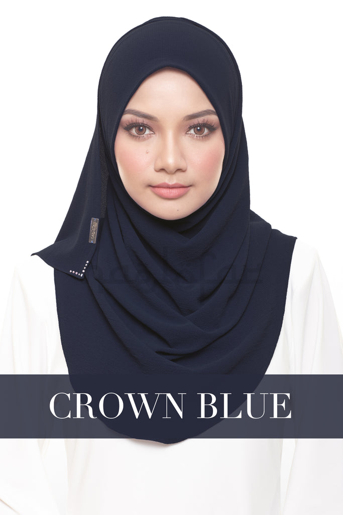 FOREVER YOUNG - CROWN BLUE