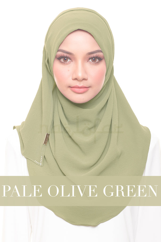 FOREVER YOUNG - PALE OLIVE GREEN
