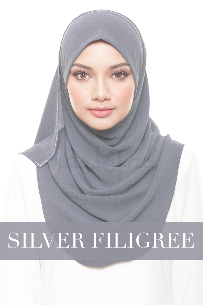 FOREVER YOUNG - SILVER FILIGREE