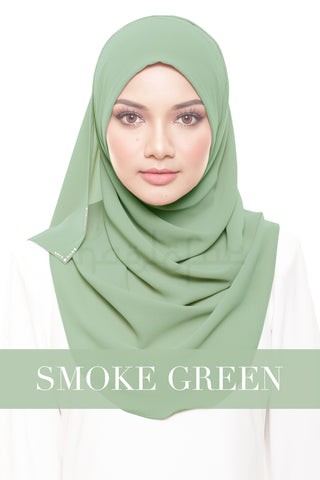 FOREVER YOUNG - SMOKE GREEN
