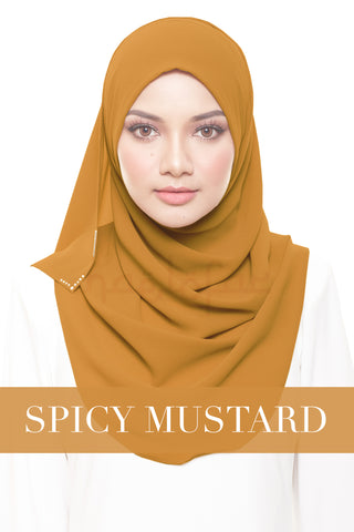 #VIBEACOLOR - FOREVER YOUNG - SPICY MUSTARD