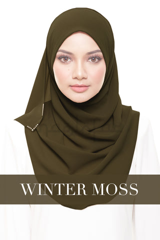 FOREVER YOUNG - WINTER MOSS