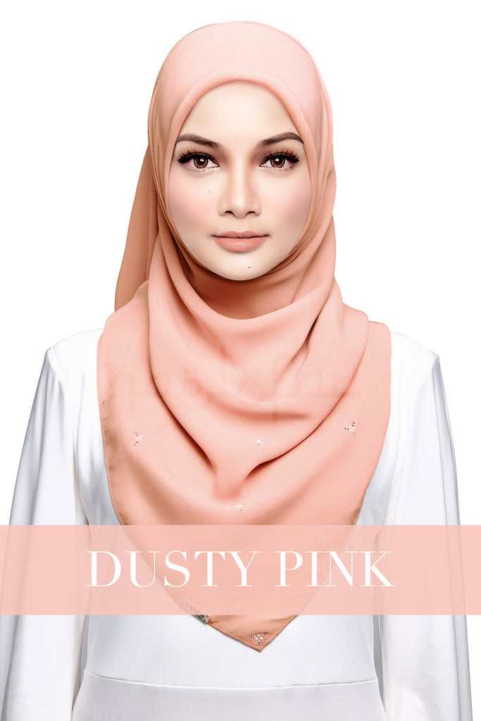 HAJAR - DUSTY PINK
