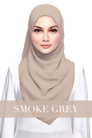 HAJAR - SMOKE GREY