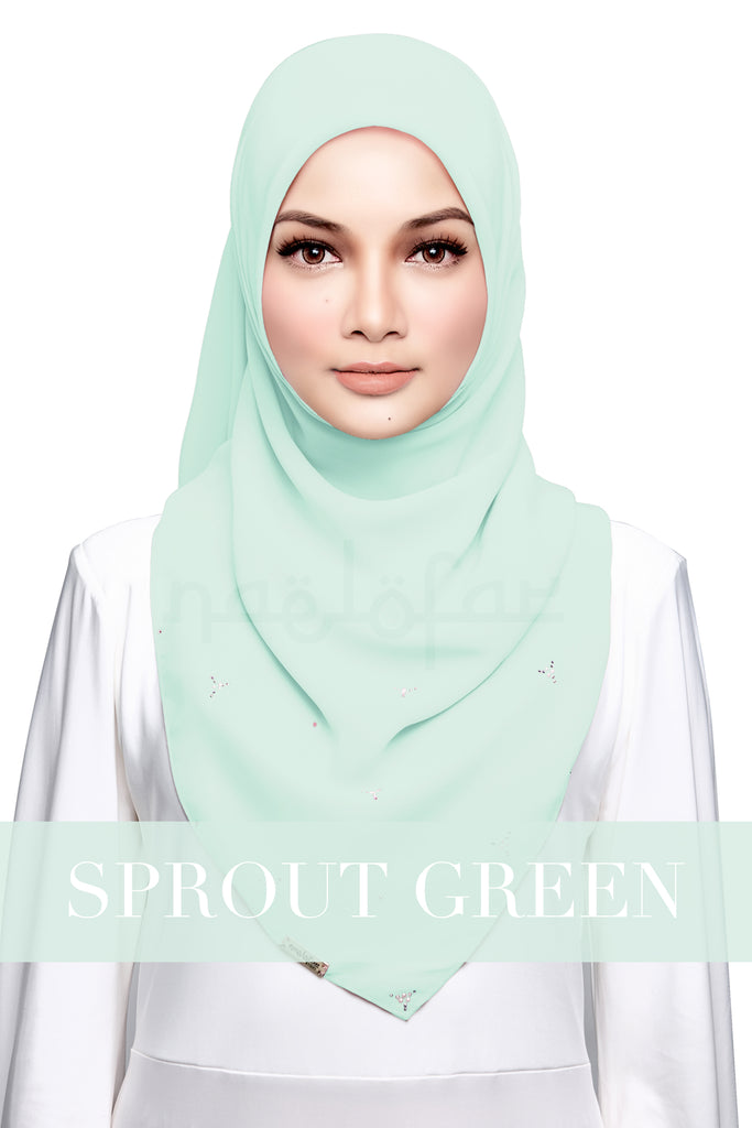HAJAR - SPROUT GREEN