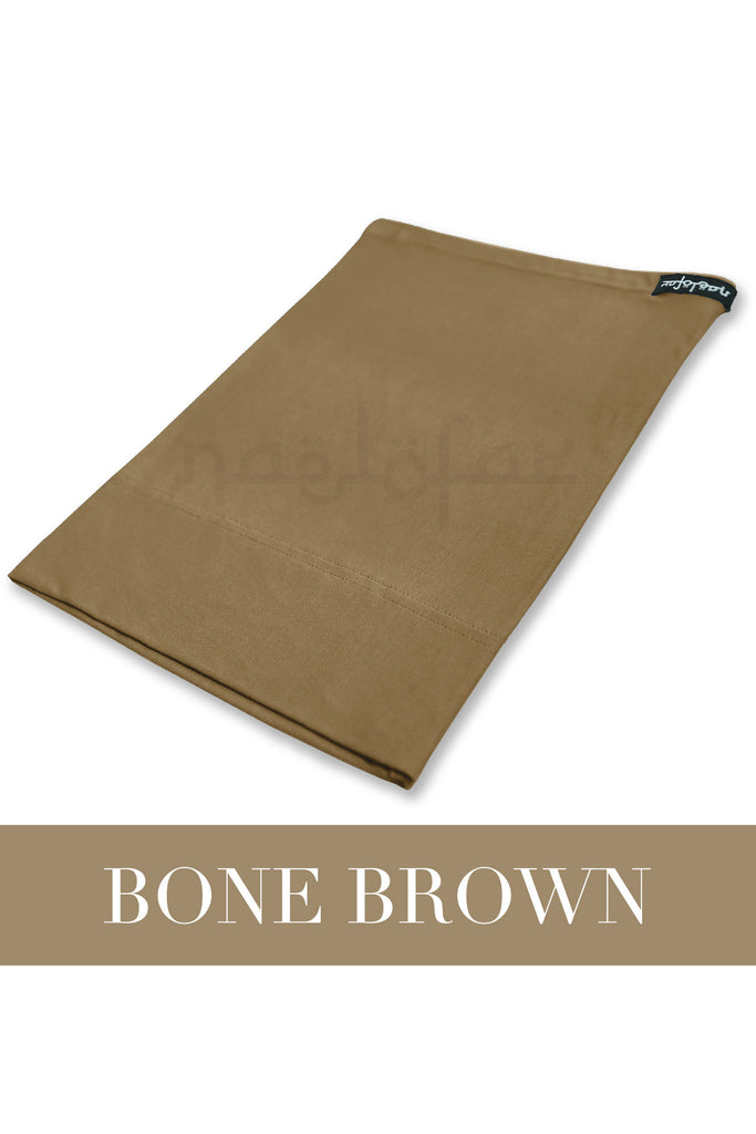 WARDA INNER - BONE BROWN
