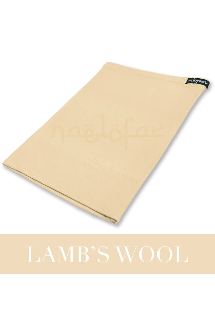 WARDA INNER - LAMB'S WOOL