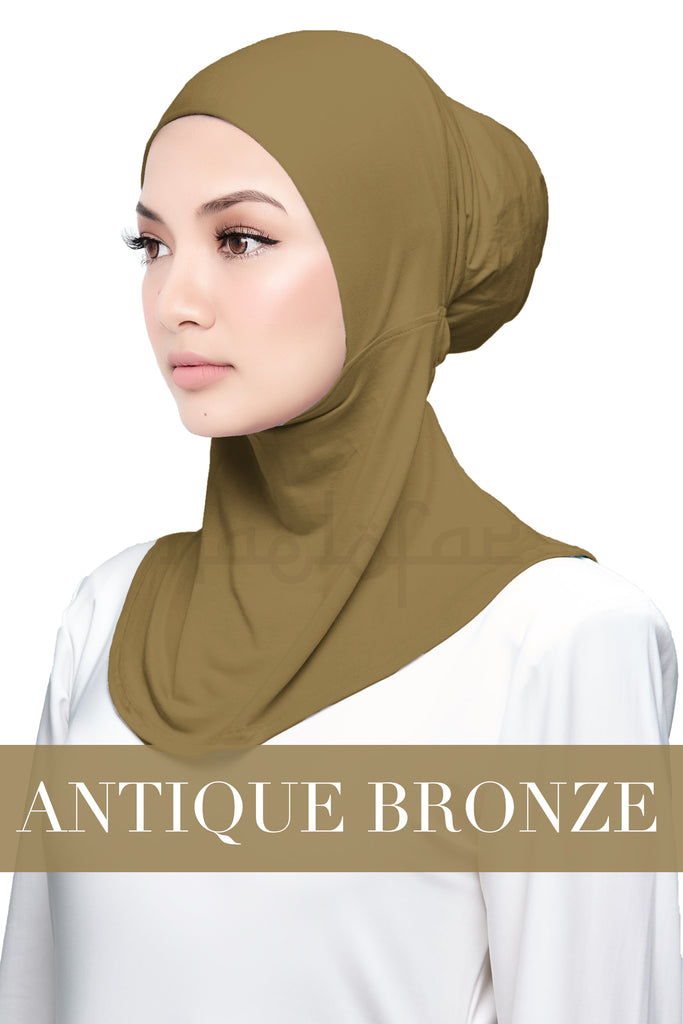 INNER NECK - ANTIQUE BRONZE