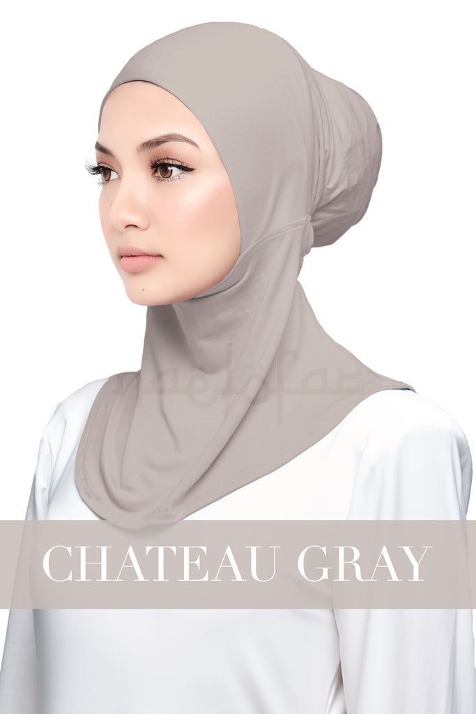 INNER NECK - CHATEAU GRAY