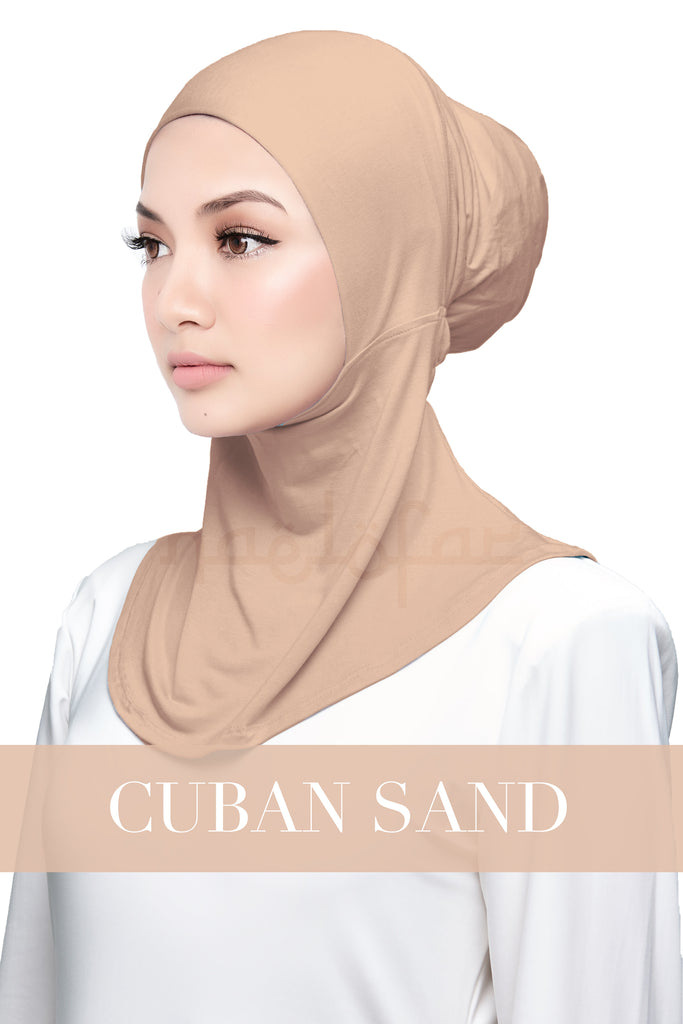INNER NECK - CUBAN SAND