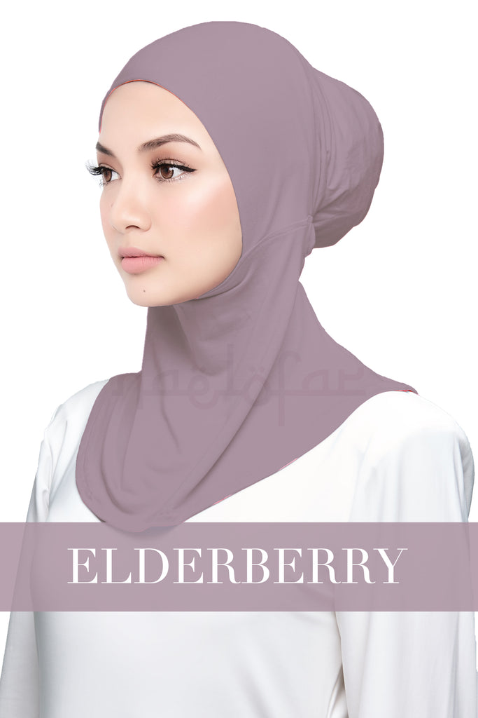 INNER NECK - ELDERBERRY