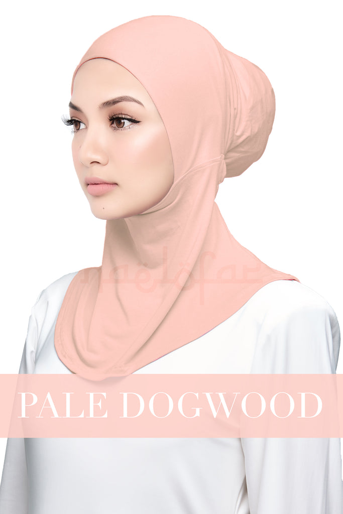 INNER NECK - PALE DOGWOOD