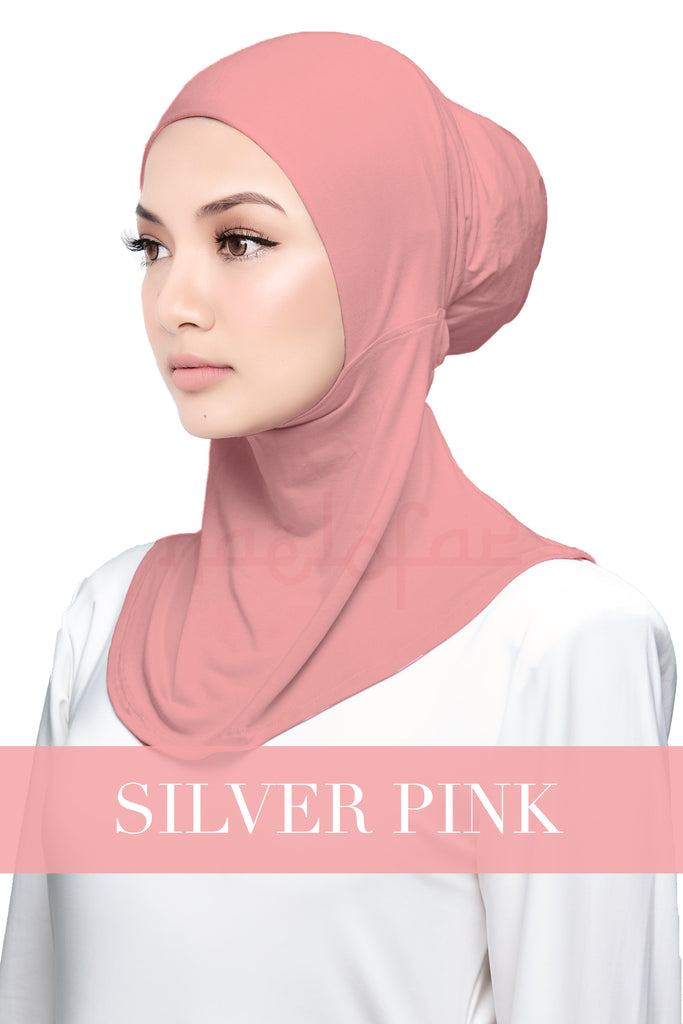 INNER NECK - SILVER PINK