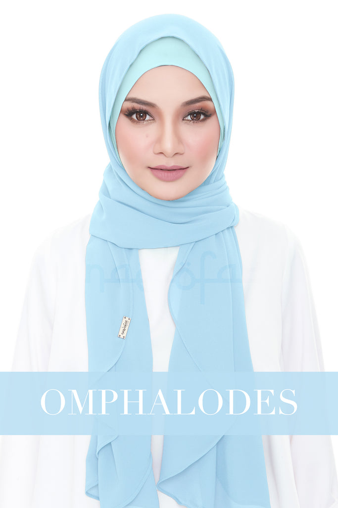 ISABELLE PLAIN - OMPHALODES