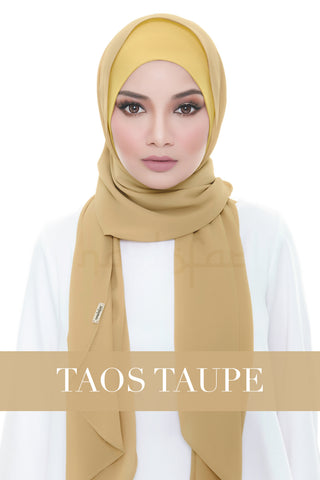 ISABELLE PLAIN - TAOS TAUPE