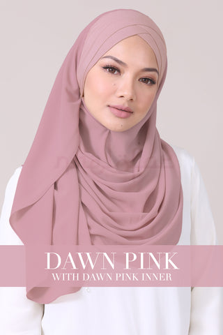 JEMIMA - DAWN PINK WITH DAWN PINK INNER
