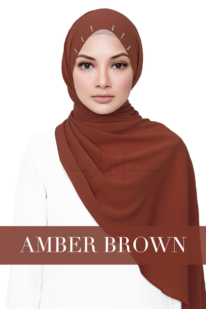 JUWITA - AMBER BROWN