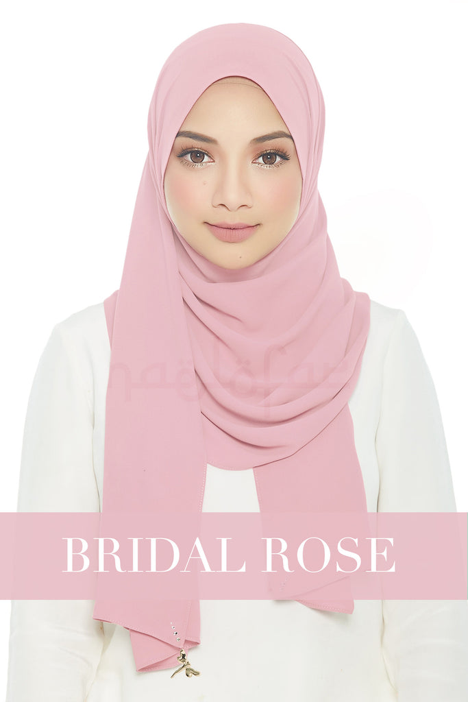 LADY LOFA - BRIDAL ROSE