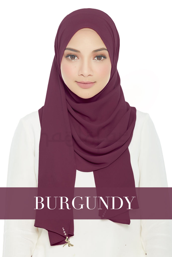 LADY LOFA - BURGUNDY
