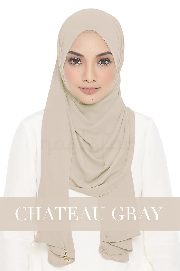 LADY LOFA - CHATEAU GRAY