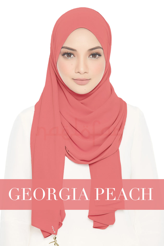LADY LOFA - GEORGIA PEACH