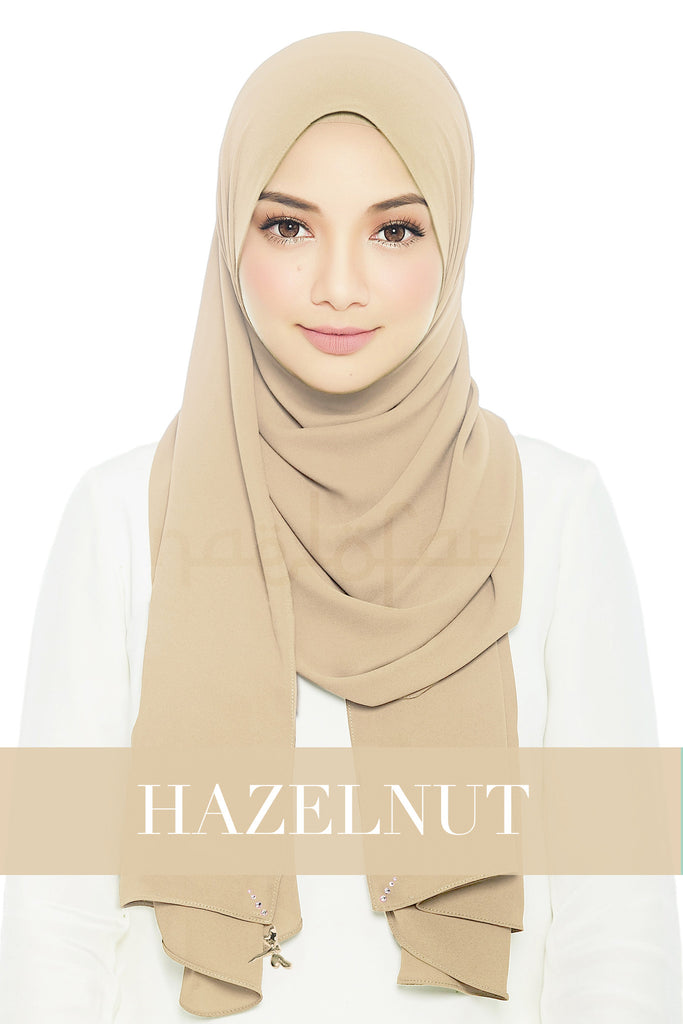 LADY LOFA - HAZELNUT