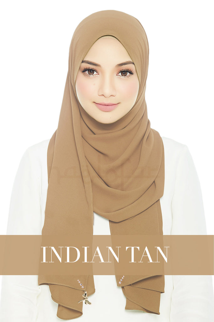 LADY LOFA - INDIAN TAN