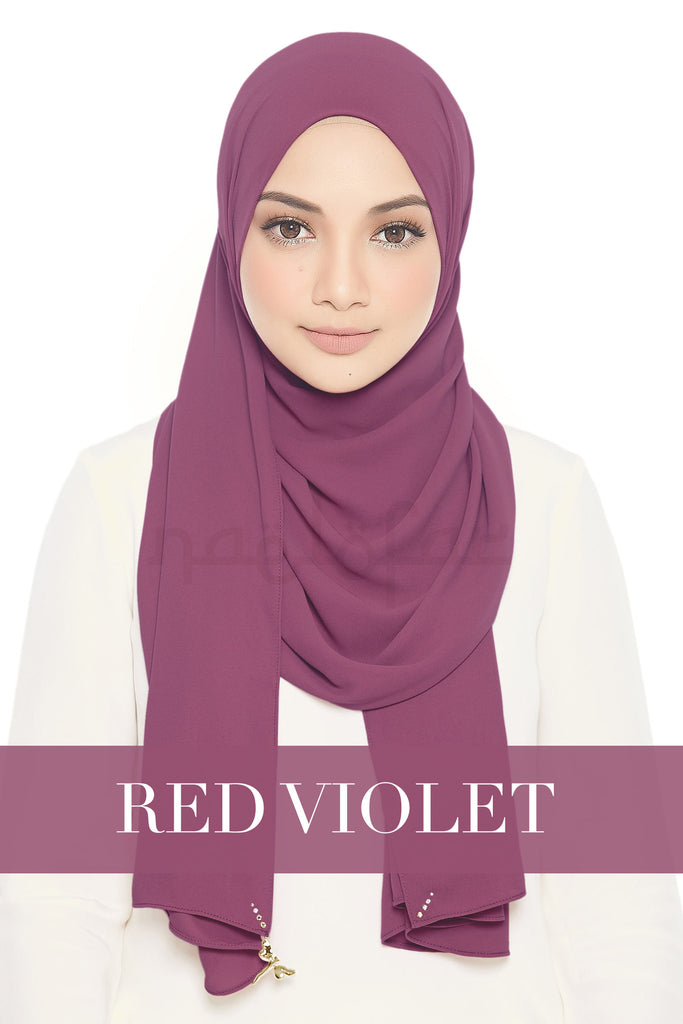 LADY LOFA - RED VIOLET