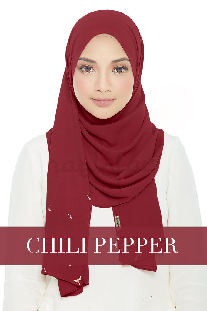 LADY LOFA LUXE - CHILI PEPPER