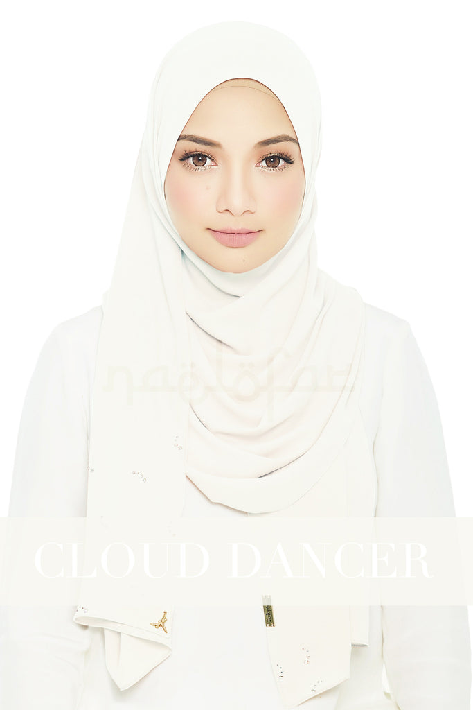 LADY LOFA LUXE - CLOUD DANCER