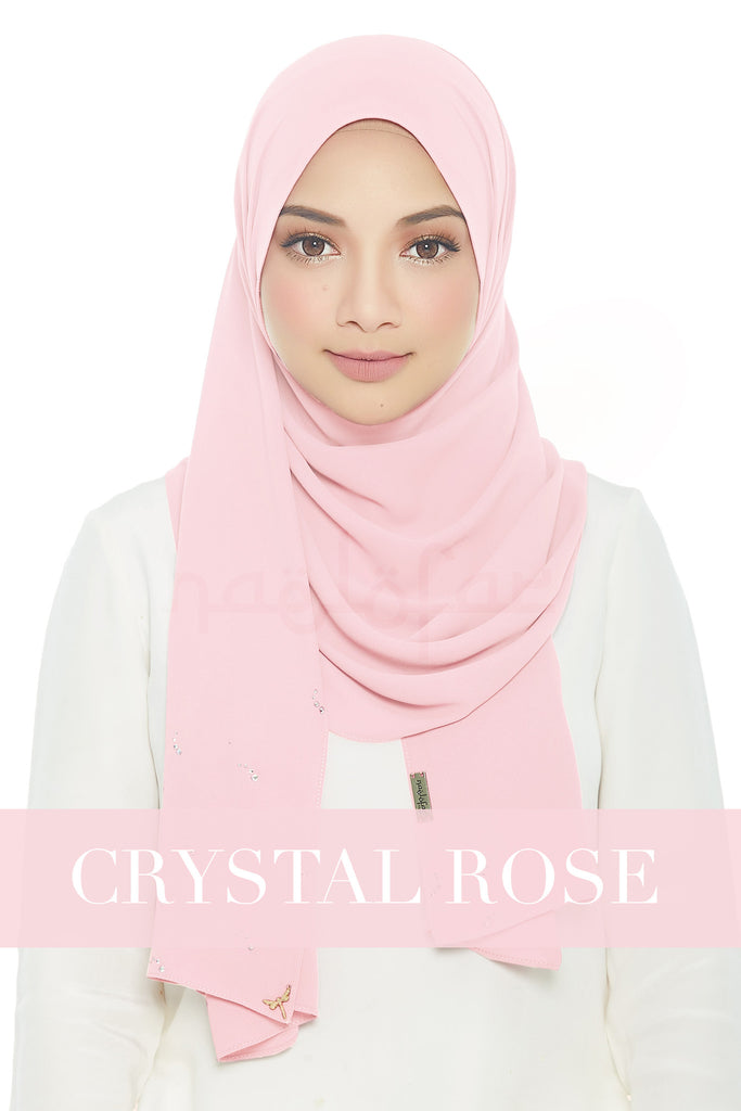 LADY LOFA LUXE - CRYSTAL ROSE