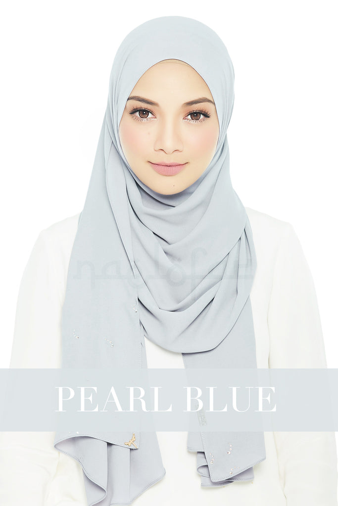 LADY LOFA LUXE - PEARL BLUE
