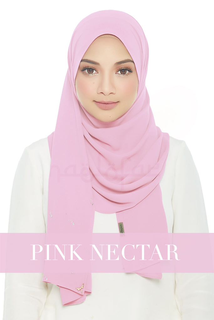 LADY LOFA LUXE - PINK NECTAR