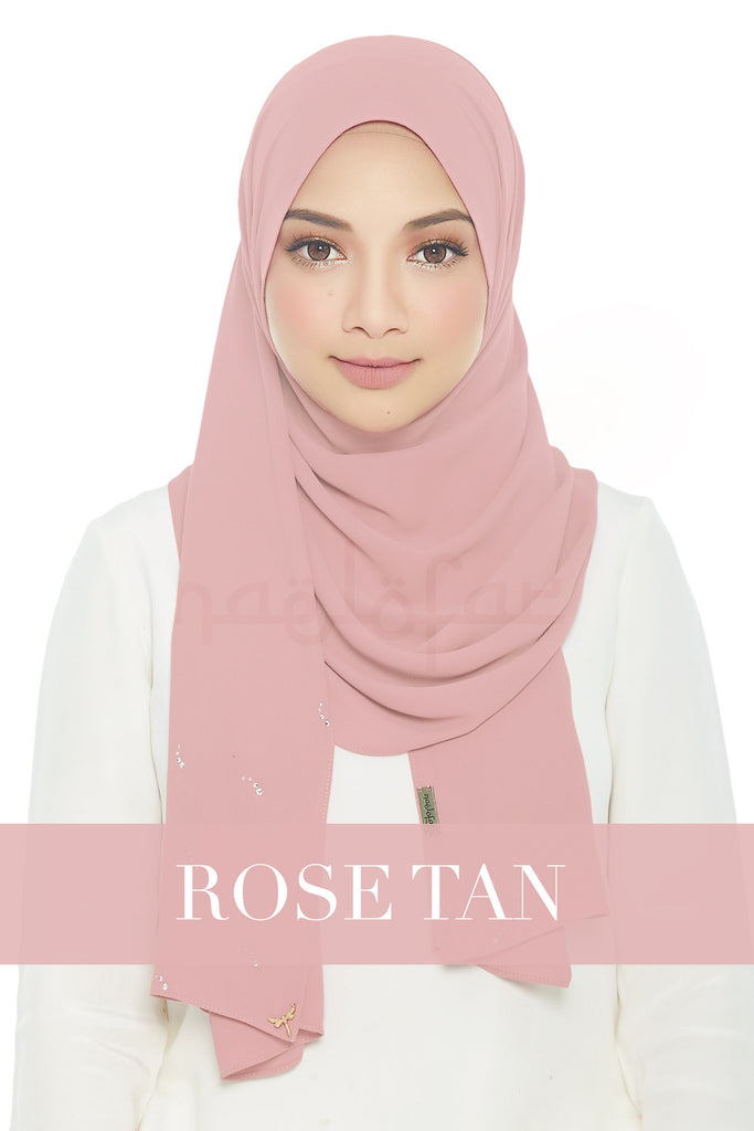 LADY LOFA LUXE - ROSE TAN