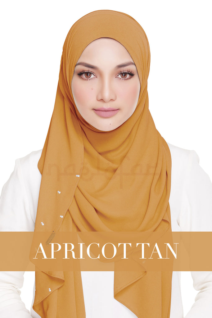 LADY WARDA - APRICOT TAN
