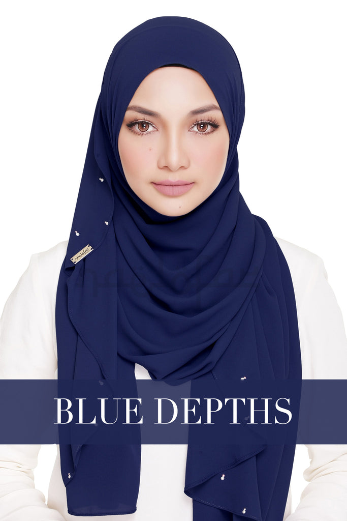 LADY WARDA - BLUE DEPTHS