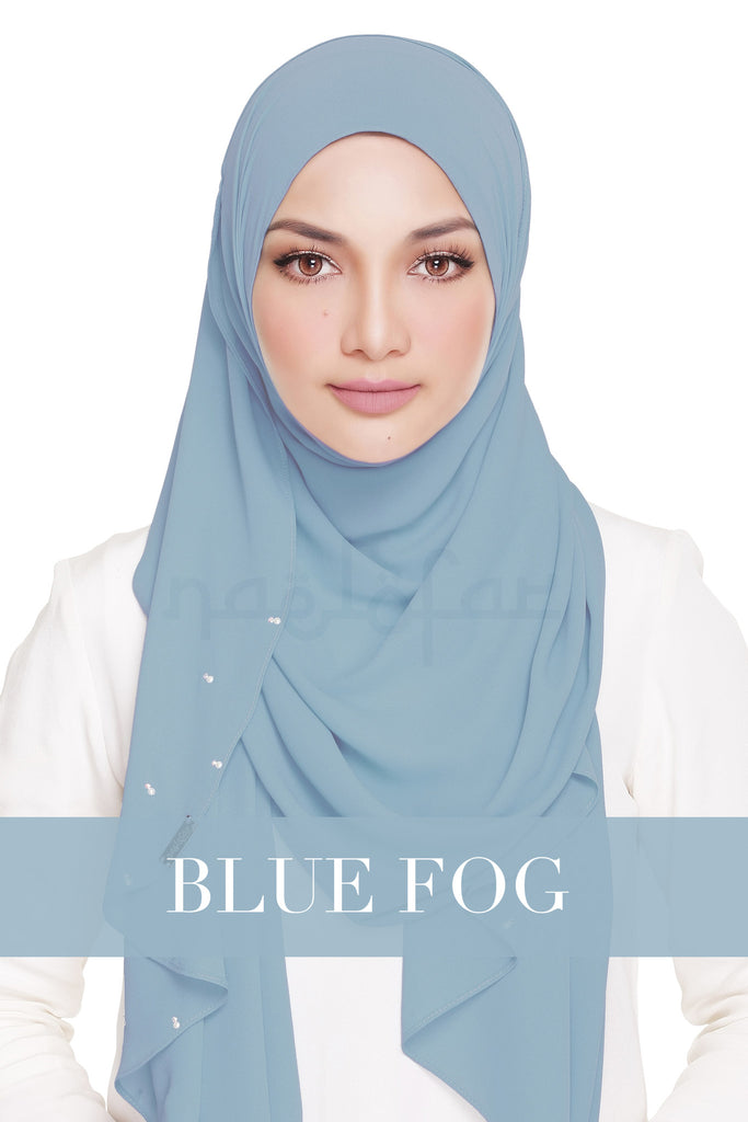 LADY WARDA - BLUE FOG
