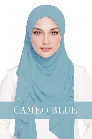 LADY WARDA - CAMEO BLUE