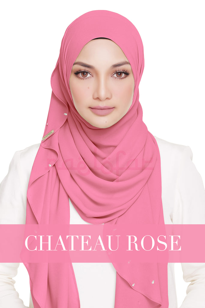 LADY WARDA - CHATEAU ROSE