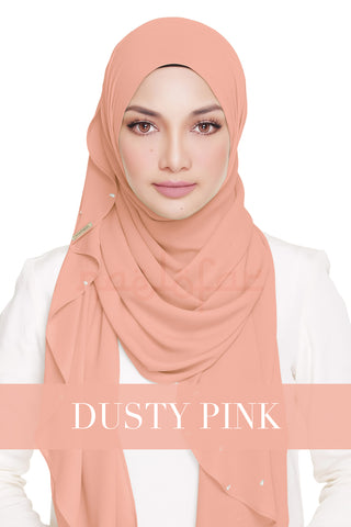 LADY WARDA - DUSTY PINK