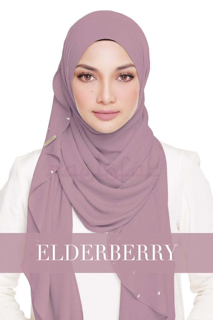 LADY WARDA - ELDERBERRY