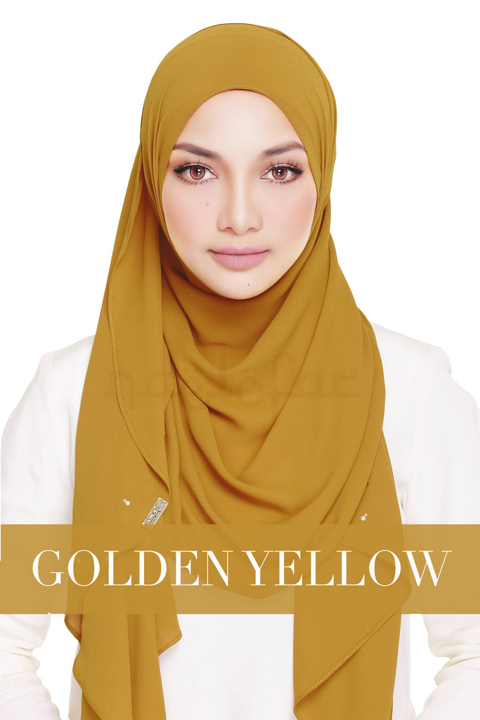 LADY WARDA - GOLDEN YELLOW