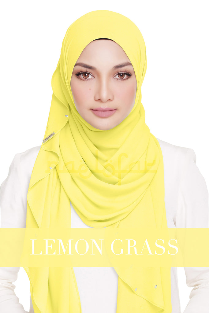 LADY WARDA - LEMON GRASS