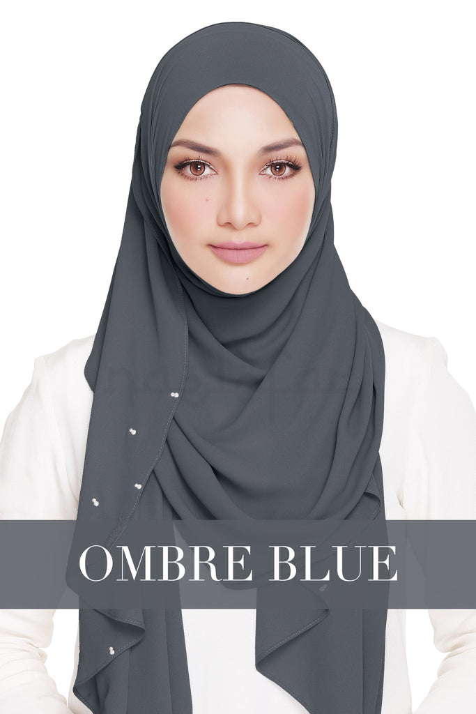 LADY WARDA - OMBRE BLUE