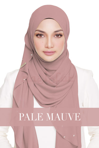 LADY WARDA - PALE MAUVE