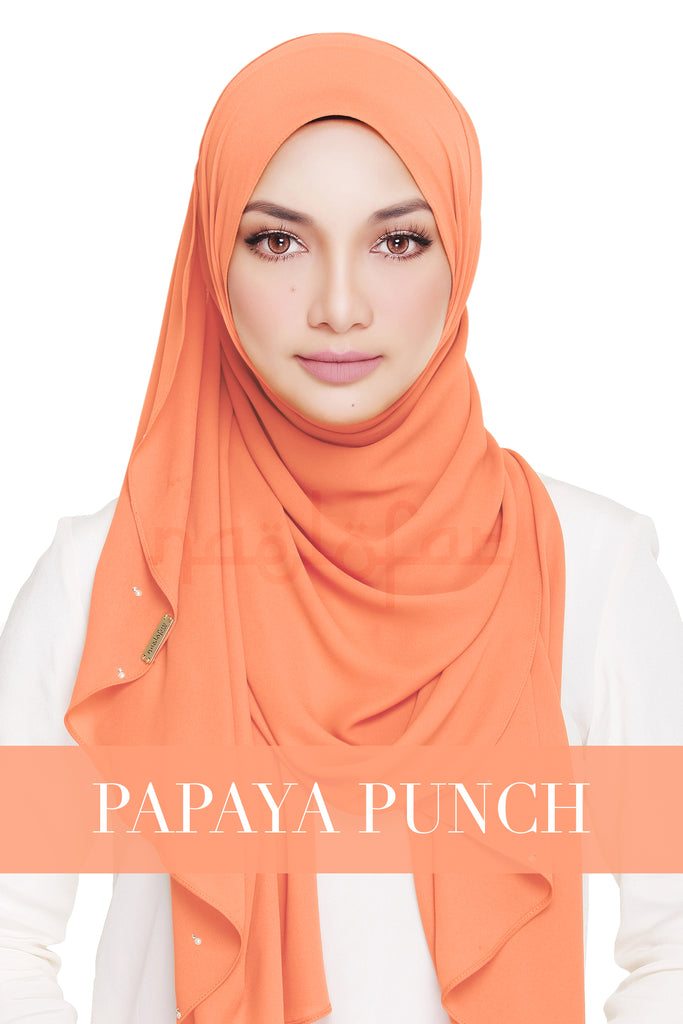 LADY WARDA - PAPAYA PUNCH
